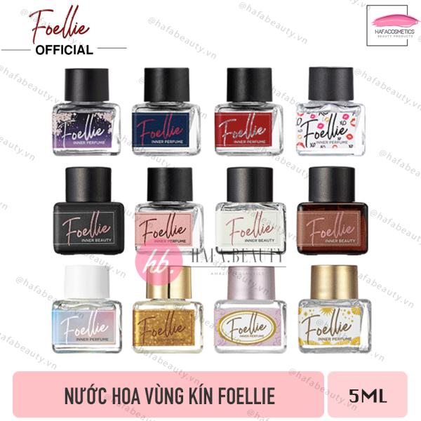 Nước Hoa Vùng Kín Foellie Inner Perfume 5ml - Chính hãng Hàn Quốc nhập khẩu