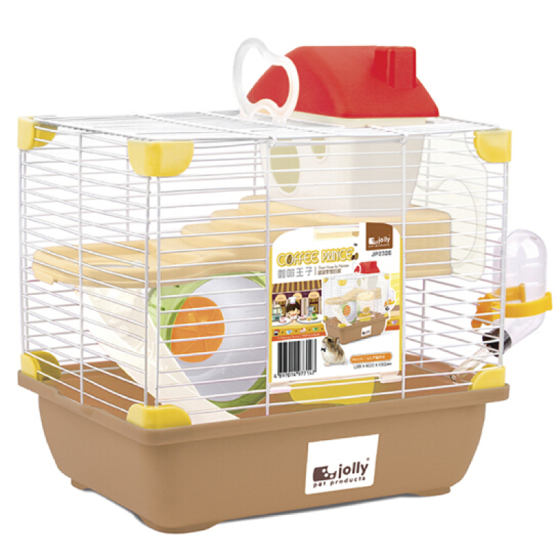 Lồng Cho Hamster 2 tầng