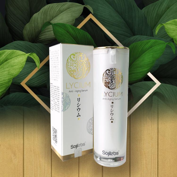 Combo 02 huyết thanh ngăn ngừa lão hóa Lycium Serum Nhật Bản - 30 ml cao cấp