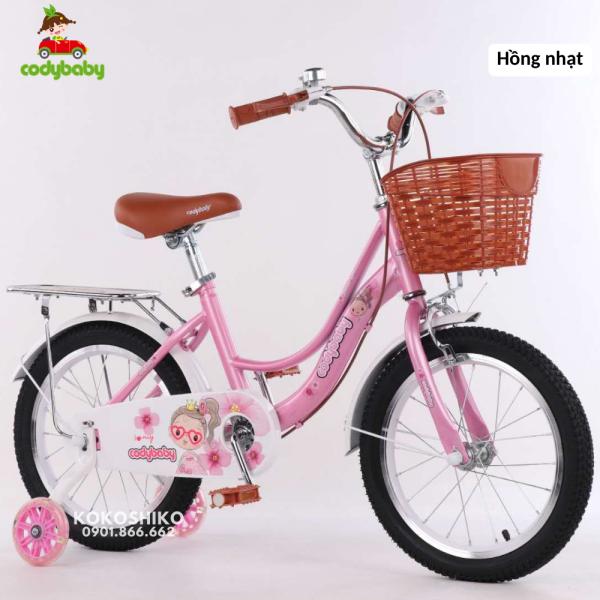Giá bán [Lấy mã giảm thêm 30%]Xe đạp cho bé gái BYN.002