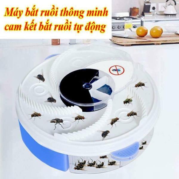 May duoi con trung,Máy bắt ruồi tự động YD-218 cao cấp Hoạt động trên nguyên tắt xoay tròn đưa côn trùng vào không gian không lối thoát giúp gia đình bạn có được một môi trường sống trong lành,an toàn cho sức khoẻ giảm giá 50% tại MaySto