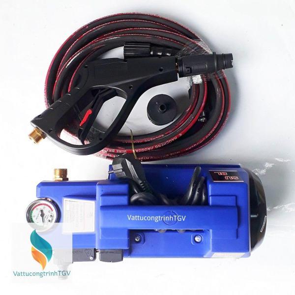 Bộ máy bơm áp lực SU 8L dùng cho rửa xe, bảo dưỡng điều hòa.