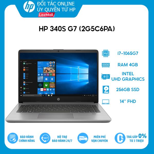 Bảng giá [VOUCHER 3 TRIỆU] Laptop HP 340s G7 2G5C6PA i7-1065G7 | 4GB | 256GB |  14 FHD | Win 10 Phong Vũ