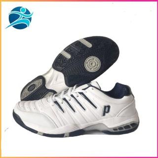 Giày tennis nam Prince mẫu mới, êm ái, thoáng khí, màu trắng, đủ size thumbnail