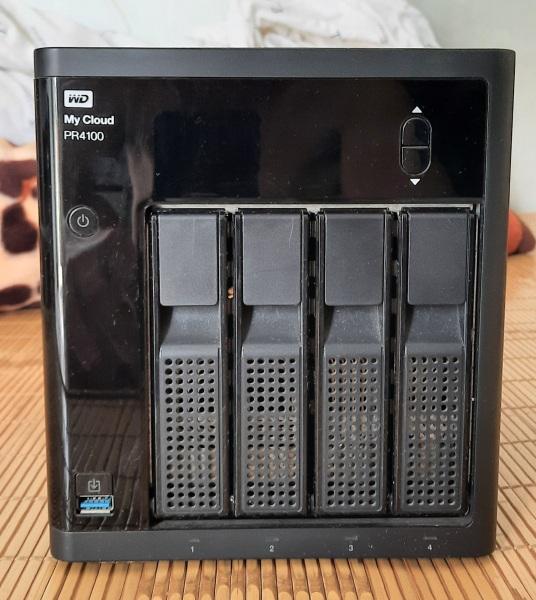 Bảng giá WD My Cloud Pro Series PR4100 NAS ổ cứng mạng (không kèm ổ cứng , 0TB) Phong Vũ