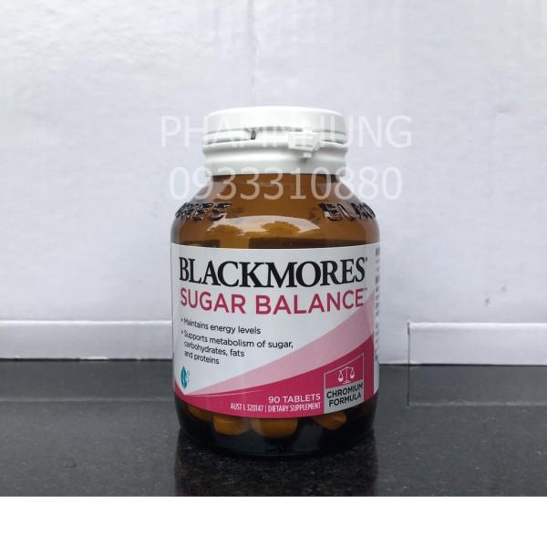 Viên uống Sugar Balance Blackmores 90 viên. nhập khẩu