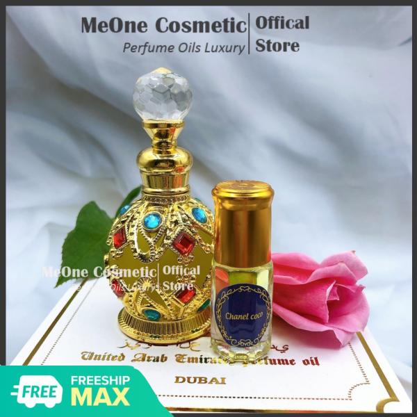 Tinh Dầu Nước Hoa Dubai 15ml Chai Đá - MeOne Cosmetic - Phiên Bản Thiết Kế Đủ Mùi Cho Nam, Nữ, Siêu Phẩm Hương Thơm Ngọt Ngào Quyến Rũ Giữ Mùi Lâu cao cấp