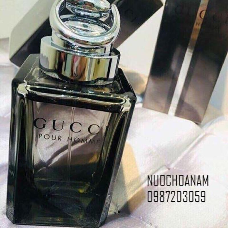 Nước Hoa Nam Gucci By Gucci Pour Homme 90ml nhập khẩu