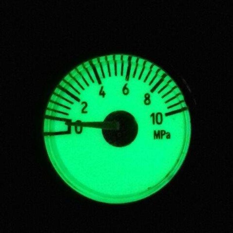 Đồng hồ đo áp suất 10mpa chân 10mm