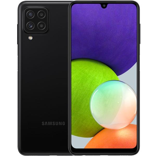 Điện thoại Samsung Galaxy A22 LTE 6GB/128GB - Hàng Chính Hãng, Bảo Hành 12 Tháng