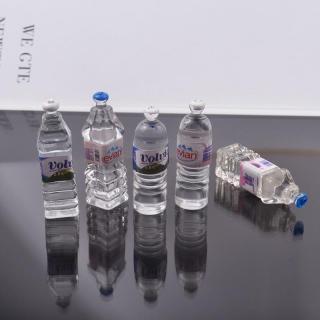 Squishy Slime Mô hình set 05 chai nước suối ToySquishy thumbnail