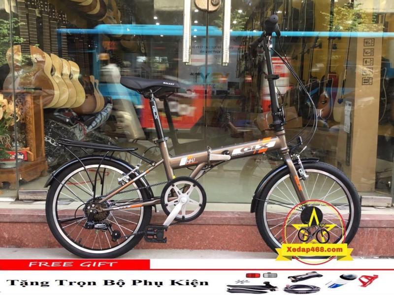Mua Xe đạp gấp Galaxy HK1
