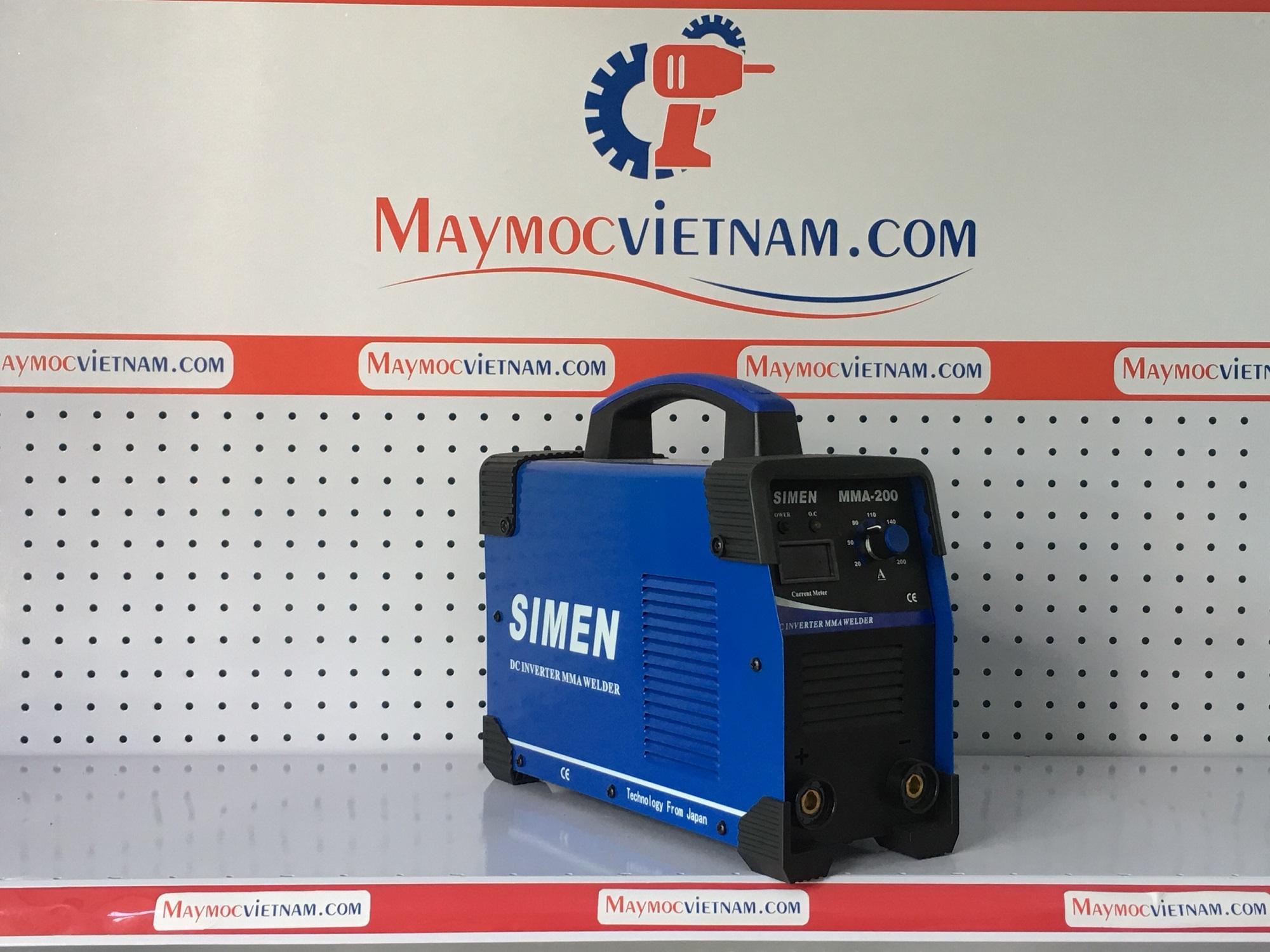 Máy Hàn Simen MMA 200