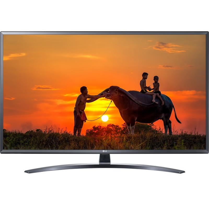 Bảng giá Smart Tivi LG 4K 49 inch 49UN7400PTA Mới 2020, Hệ điều hành WebOS Smart TV 5.0,360 VR Play Intelligent Voice Recognition (Nhận dạng giọng nói thông minh)  LG ThinQ LG Voice Search (Tìm kiếm bằng giọng nói của LG)