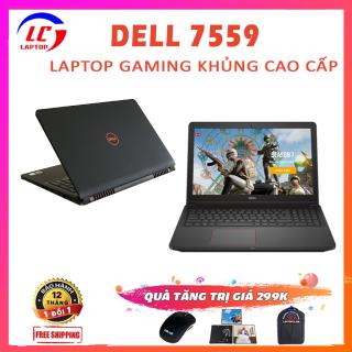 Laptop Gaming Khủng, Laptop Chơi Game Dell 7559, i7-6700HQ, VGA GTX 960M-4G, Màn 15.6 FullHD 1920x1080 thumbnail