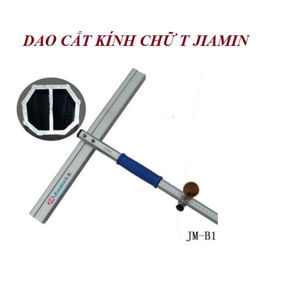 Thước cắt kính chữ T thương hiệu Jiamin dài 1,2m Tặng Kèm 1 Lưỡi Dao Dự Phòng Dao cắt kính chữ T dài 120cm, Thước cắt kiếng chữ T dài 1.2m, Dao cắt kiếng chữ T dài 1.2m