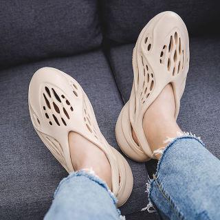 Giày Nhựa siêu nhẹ Nam Nữ GU1 chất liệu eva đi mưa, đi biển thoải mái