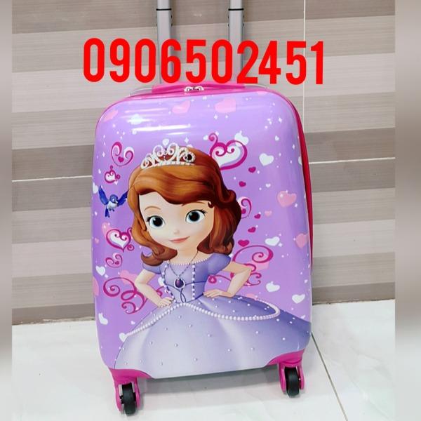 Giá bán (Ảnh Thật) Balo, vali kéo nhiều hình ngộ nghĩnh dành cho bé yêu cực đẹp