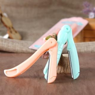 [HÀNG MỚI VỀ] Dao cạo tỉa chân mày kèm lưỡi dao thay thế - Cavali - Thiết kế nhỏ gọn, tiện lợi thumbnail