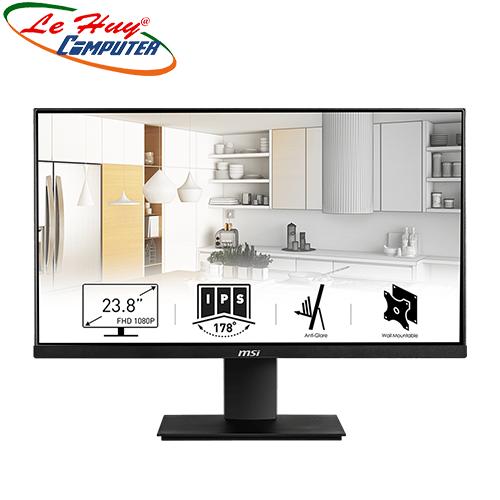 Màn hình LCD MSI PRO MP241 23.8Inch FHD 60Hz 7ms IPS