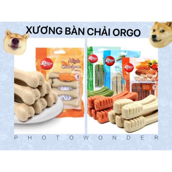 Xương Cho Chó— Xương Gặm Sạch Răng Thơm Miệng Cho Chóxương Orgo - Sữa