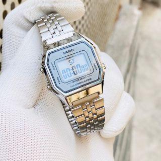 Đồng hồ nữ Casio la680 sang trọng , nhẹ nhàng , quyến rũ - Tặng kèm hộp thiếc thumbnail