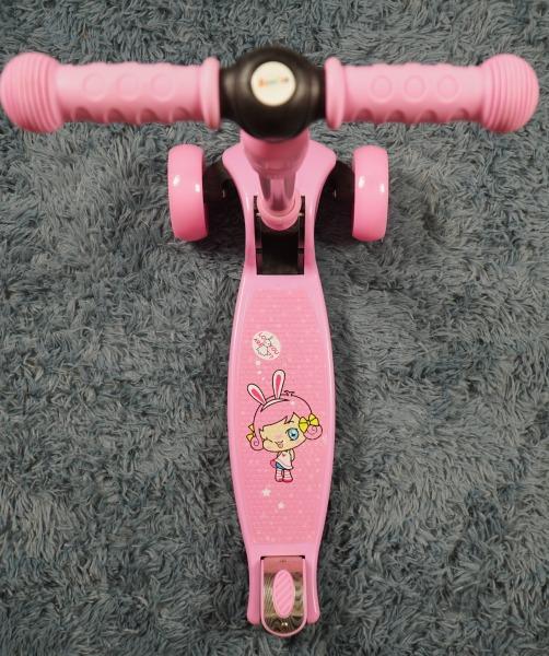 Mua Xe Trượt Scooter Cao Cấp XJ 666 - Dành cho bé 3 đến 9 tuổi