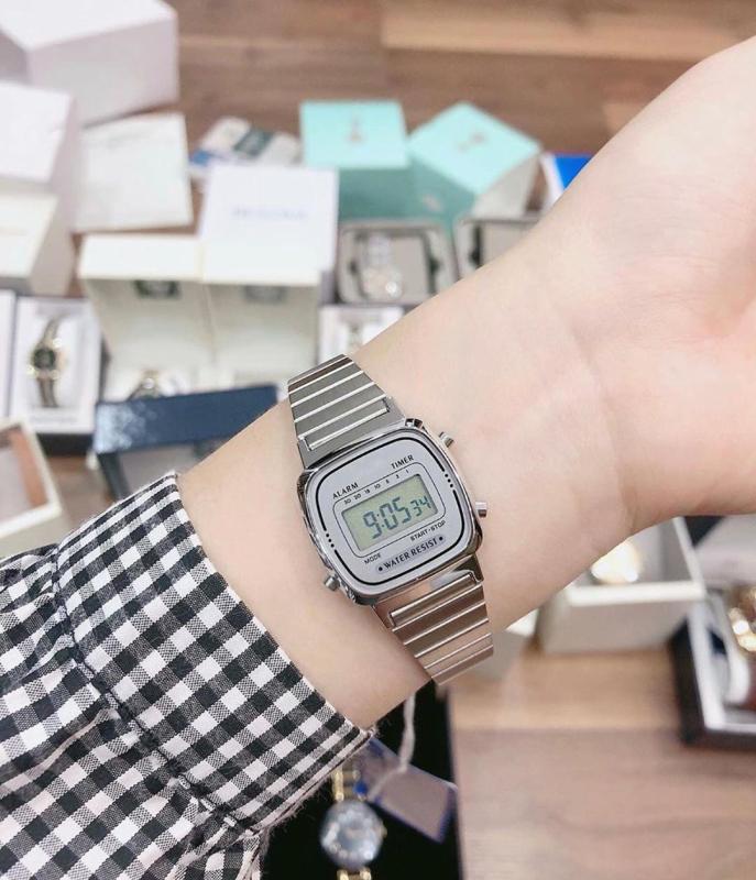 Đồng hồ nữ thời trang LA670 bản mini đặc biệt siêu đẹp hiện đại full hộp - đồng hồ - đồng hồ nữ - đồng hồ nữ mini - đồng hồ nữ thời trang - la670