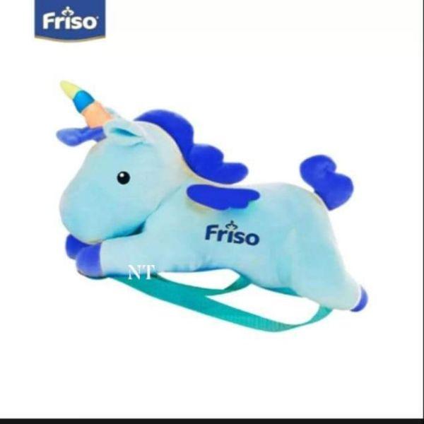 ‼Bé Pony cực đáng yêu các bé nha‼💗💗Balo hình con ngựa Pony - hàng khuyến mãi sữa friso