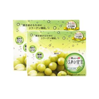 Thạch bổ sung collagen Aishitoto Collagen Jelly Muscat Favor vị Nho Mẫu Đơn (30 gói) thumbnail