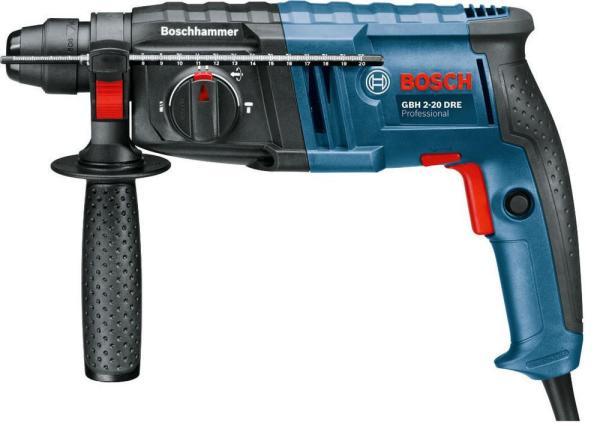 Máy khoan búa Bosch GBH 2-20 DRE