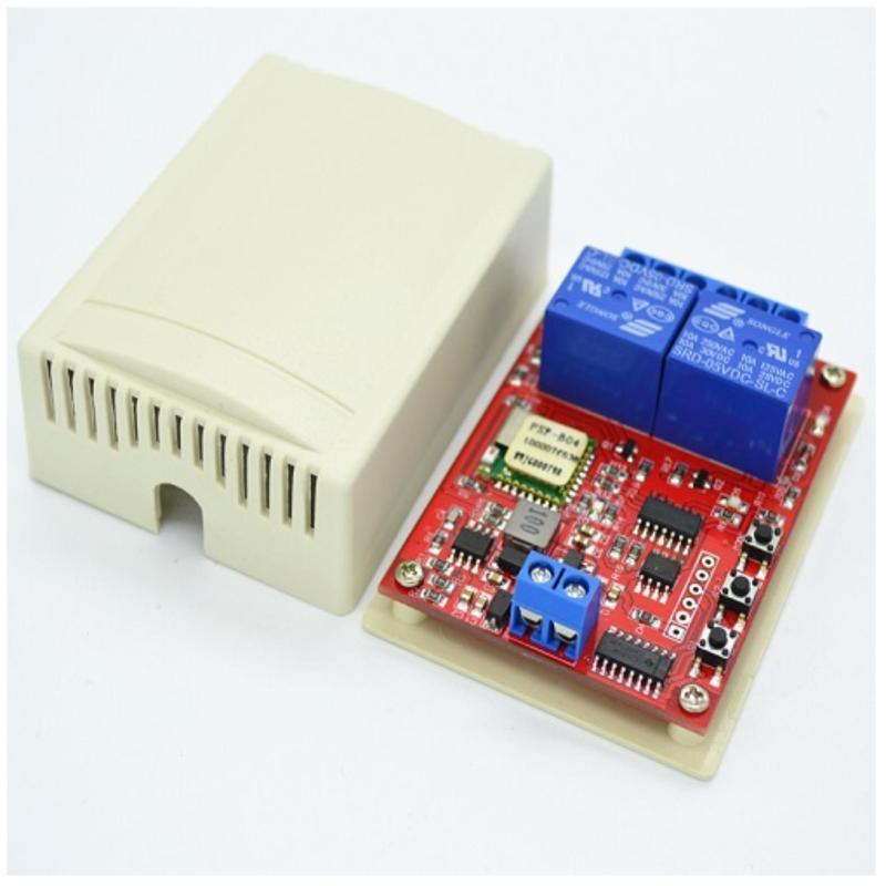 Mua Bộ điều khiển 2 thiết bị từ xa Noulins Wifi