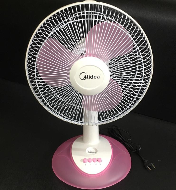 Quạt bàn Midea sải cánh 30cm FT30 Y8BA màu hồng