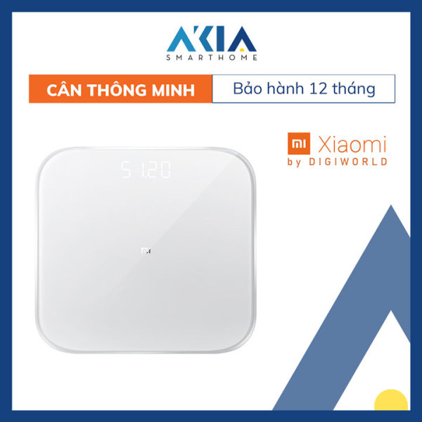 Cân Sức Khỏe Thông Minh Xiaomi Mi Smart Scale 2 NUN4056GL - Hàng Chính Hãng Digiworld cao cấp