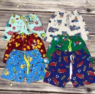 Set 3 quần đùi carter hàng xuất dư cho bé trai từ 6-18kg thumbnail