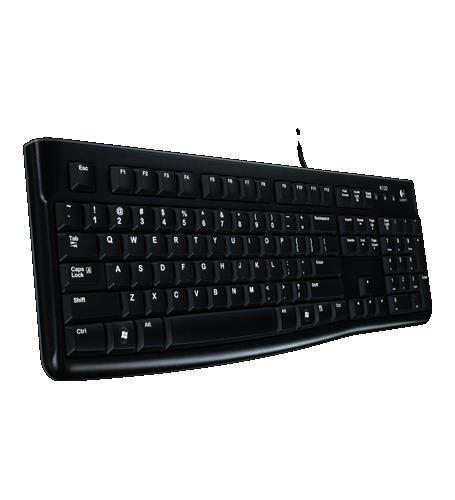 Bàn phím Logitech K120 - Hãng phân phối chính thức