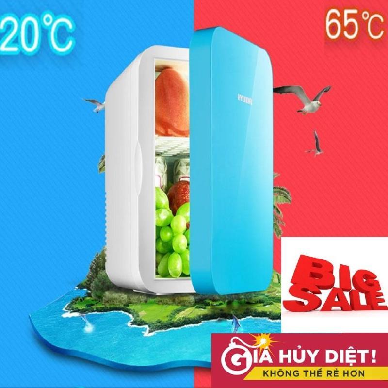 Tủ lạnh mini Hyundai 6L(12v và 220v)