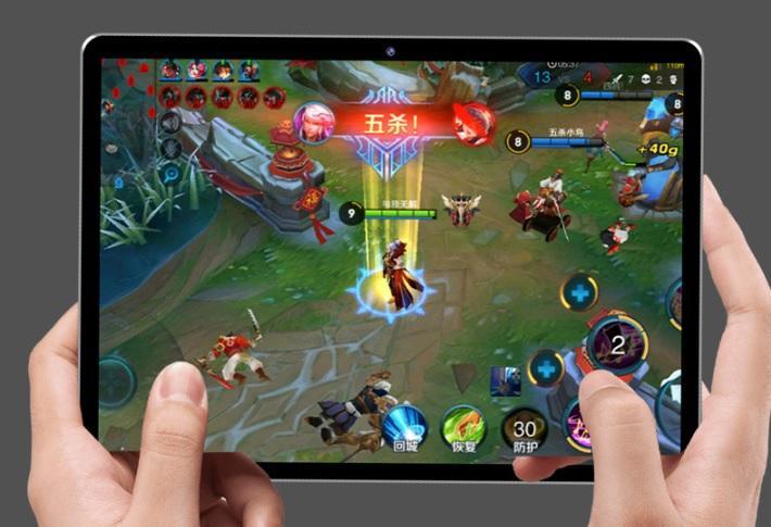 Tablet cao cấp MediaTek USA 8 cores ARM Cortex-A7, Ram 6GB, Rom 64GB Full HD chơi game siêu mượt Nhật Bản