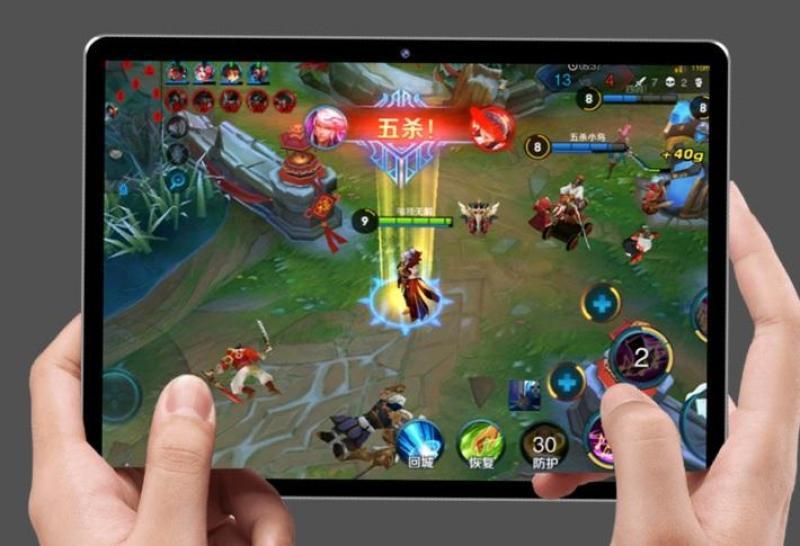 Tablet MediaTek USA cao cấp 8 cores ARM Cortex-A7, Ram 6GB, Rom 64GB Full HD