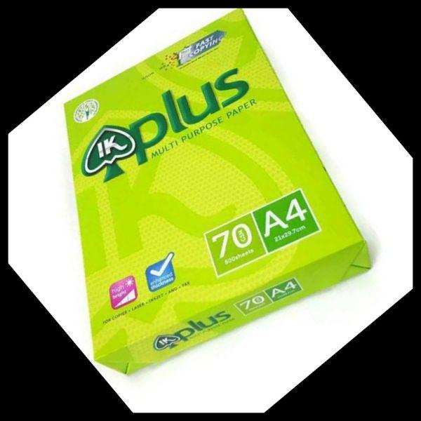 Mua Giấy in A4 - Ik Plus ( Định lượng : 70gsm)