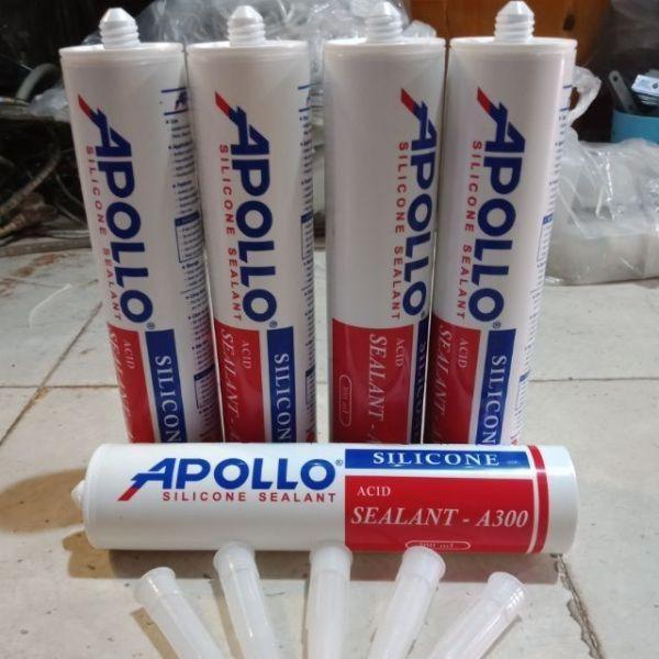 Combo 5 bình keo Silicone Apollo A300