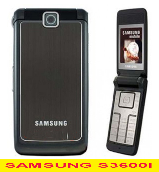 Điện thoại độc nắp gập samsung s3600i cho người già (đủ màu)
