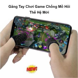 Găng Tay Chơi Game Găng Tay Chơi Game Chống Mồ Hôi Loại Mới Bao Ngón Tay Chơi Game Chống Mồ Hôi thumbnail