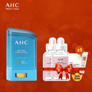 Kem Chống Nắng Dạng Thỏi AHC Natural Perfection SPF 50PA ++++ 22g thumbnail