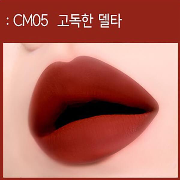 (HOT NEW) Son Kem Lì BLACK ROUGE CREAM MATT ROUGE - CM05 tốt nhất