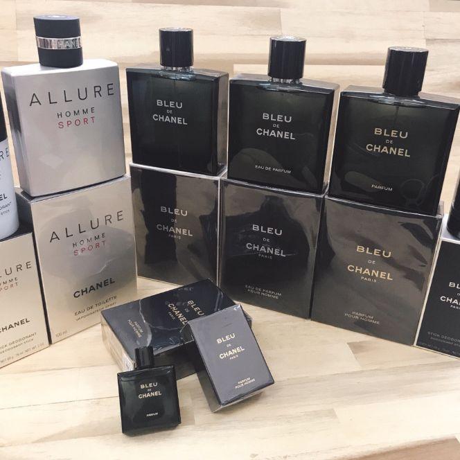 nước hoa nam Chanel