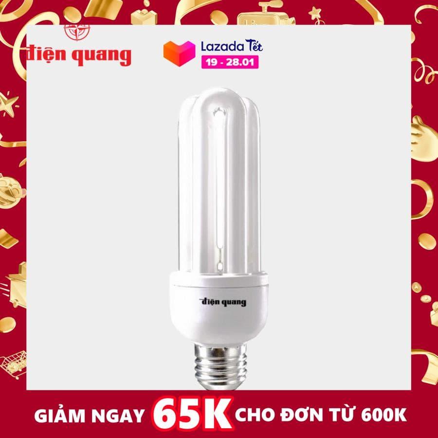 Đèn Compact CSN Điện Quang ĐQ-CFL-3U-T4-14W-DL-E27
