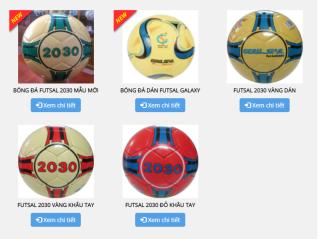 Quả Bóng đá Gerustar 2030 chính hãng thumbnail