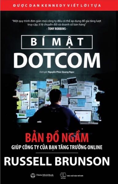 Fahasa - Bí Mật Dotcom (Tái Bản 2021)