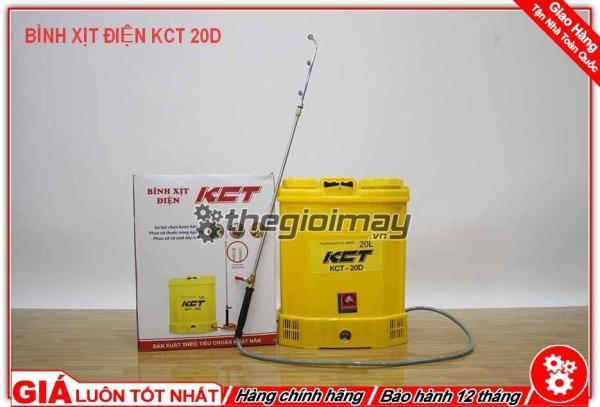 [HCM]Bình xịt điện 20 lít kct 20d